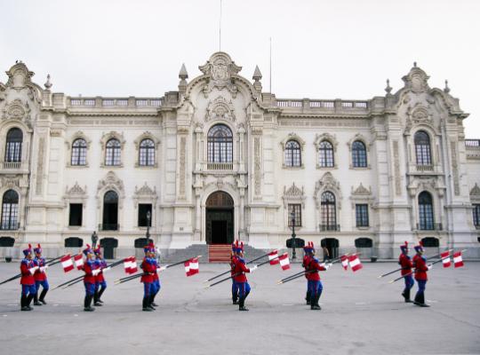 Peru governement